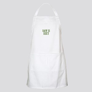 Raw is Sexy BBQ Apron