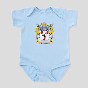 Godfrey Coat of Arms - Family Crest Body Suit