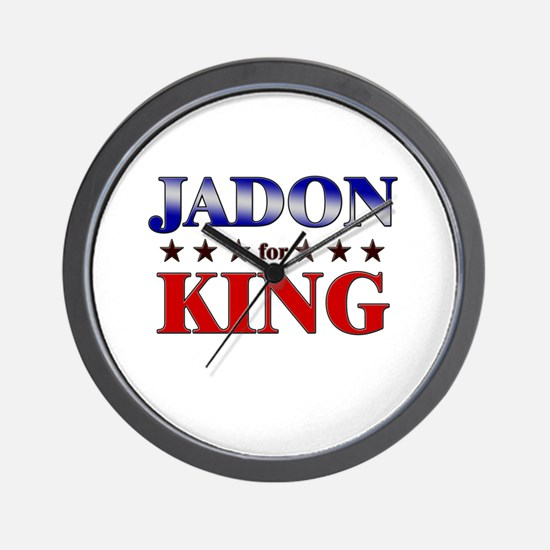 JADON for king Wall Clock