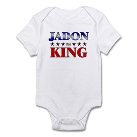 JADON for king Infant Bodysuit