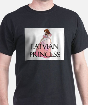 Latvian Princess T-Shirt