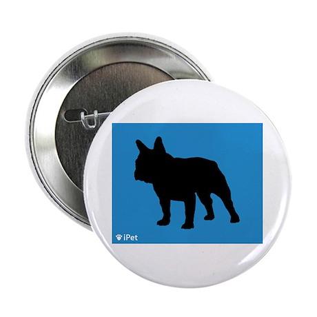 "Bulldog iPet 2.25"" Button"
