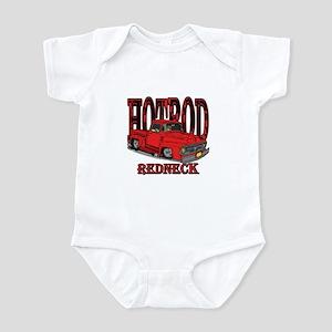 Redneck Hot Rod Infant Bodysuit