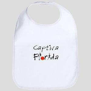Captiva Florida Baby Bib