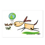 Rhubarb: Wuff Up? Postcards (Package of 8)