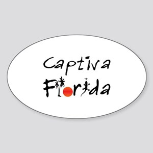 Captiva Florida Sticker