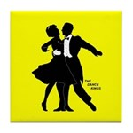 Dance Mug Tile Coaster