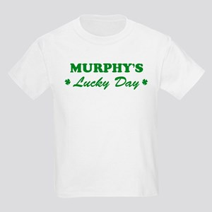 MURPHY - lucky day Kids Light T-Shirt