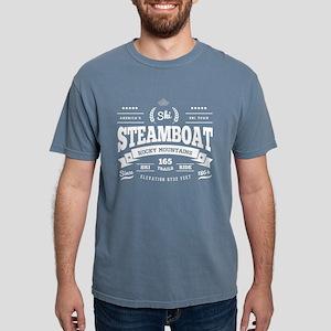 Steamboat Vintage Women's Dark T-Shirt