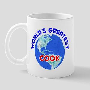 World's Greatest Cook (E) Mug