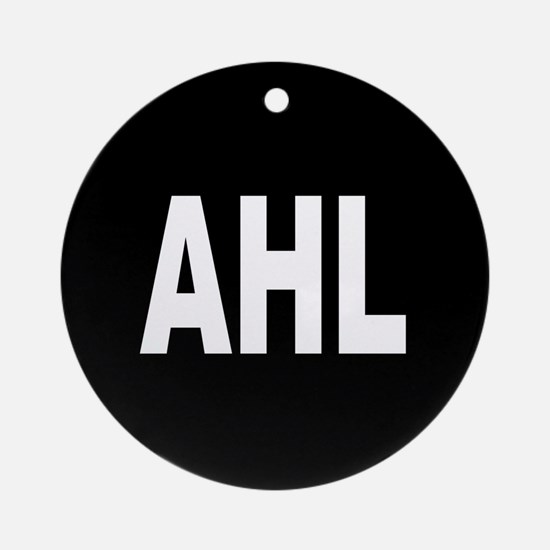 AHL Ornament (Round)