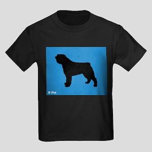 Bouvier iPet Kids Dark T-Shirt
