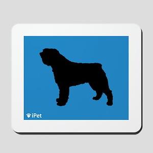 Bouvier iPet Mousepad