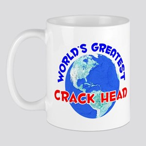 World's Greatest Crack.. (E) Mug