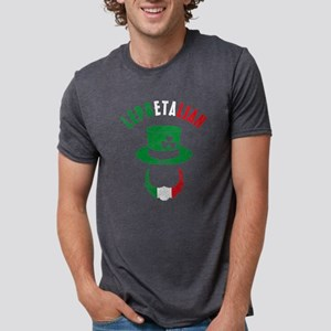 Lepretalian Mens Tri-blend T-Shirt
