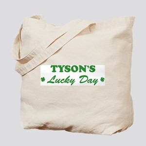 TYSON - lucky day Tote Bag