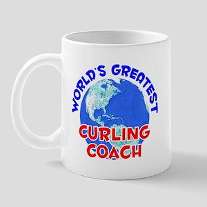 World's Greatest Curli.. (E) Mug