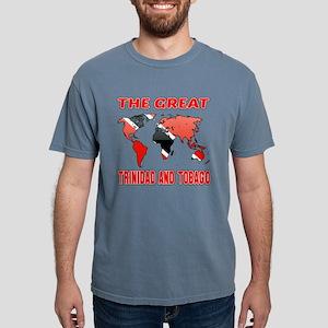 The Great Trinidad Count Mens Comfort Colors Shirt