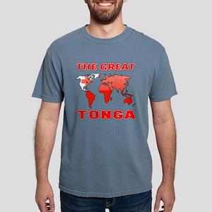 The Great Tonga Country Mens Comfort Colors Shirt