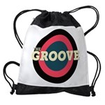 The Groove Drawstring Bag