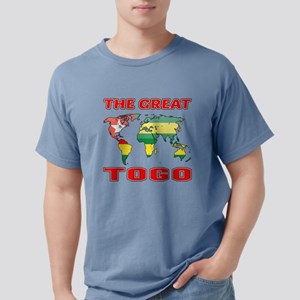 The Great Togo Country D Mens Comfort Colors Shirt