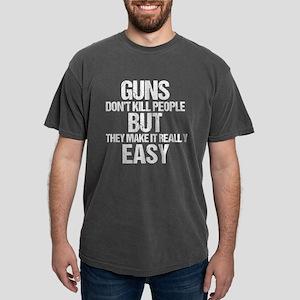 Guns Kill People Mens Comfort Colors Shirt
