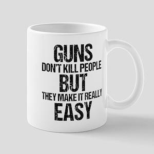 Guns Kill People 11 oz Ceramic Mug