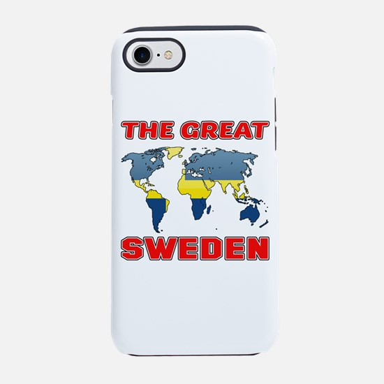 The Great Sweden Designs iPhone 8/7 Tough Case