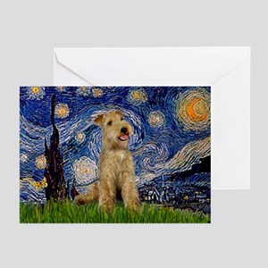 Starry Night Lakeland T. Greeting Cards (Pk of 10)