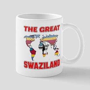 The Great Swaziland Designs 11 oz Ceramic Mug