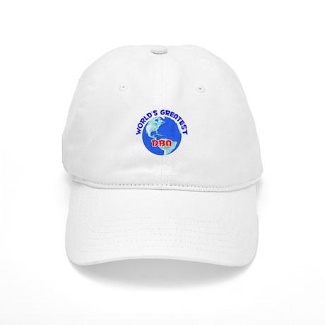 World's Greatest DBA (E) Cap