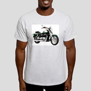Triumph America Green #1 Light T-Shirt