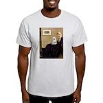 Whistler's Mother Maltese Light T-Shirt