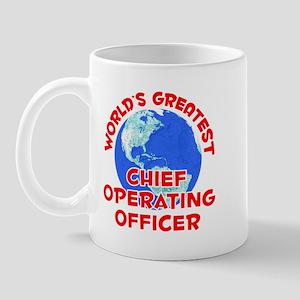 World's Greatest Chief.. (F) Mug