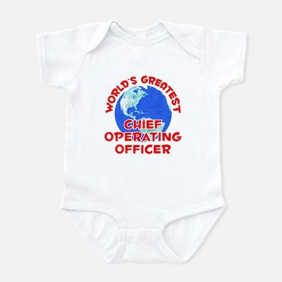 World's Greatest Chief.. (F) Infant Bodysuit