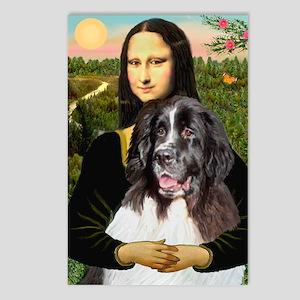 Mona Lisa's Landseer Postcards (Package of 8)
