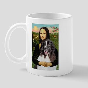 Mona Lisa's Landseer Mug