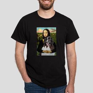 Mona Lisa's Landseer Dark T-Shirt