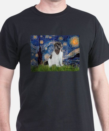 Starry Night / Landseer T-Shirt