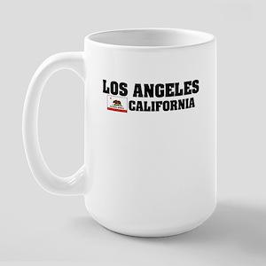 Los Angeles Large Mug