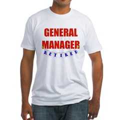 Retired General Manager Shirt