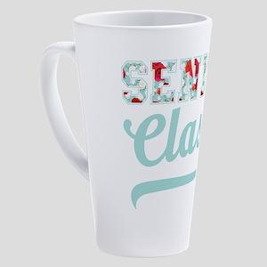 SEN18R Class 17 oz Latte Mug