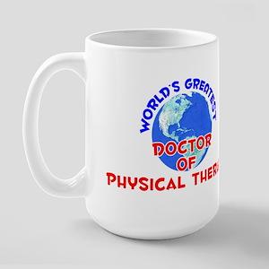 World's Greatest Docto.. (E) Large Mug