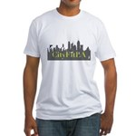 CityFitLA Fitted T-Shirt