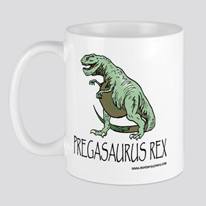 pregasaurus rex Mug