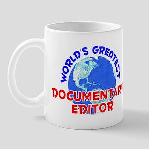 World's Greatest Docum.. (E) Mug