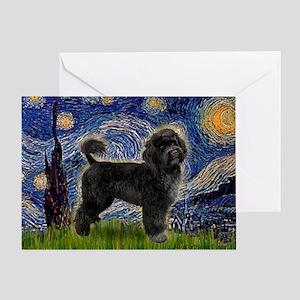 Starry Night / PWD (#2) Greeting Card