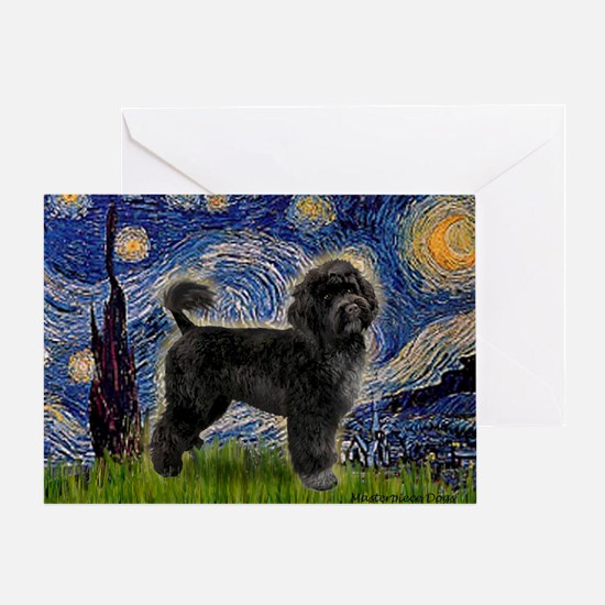 Starry Night / PWD (#2) Greeting Card