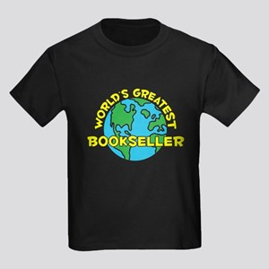 World's Greatest Books.. (H) Kids Dark T-Shirt