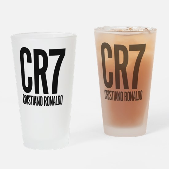 Unique Real madrid Drinking Glass